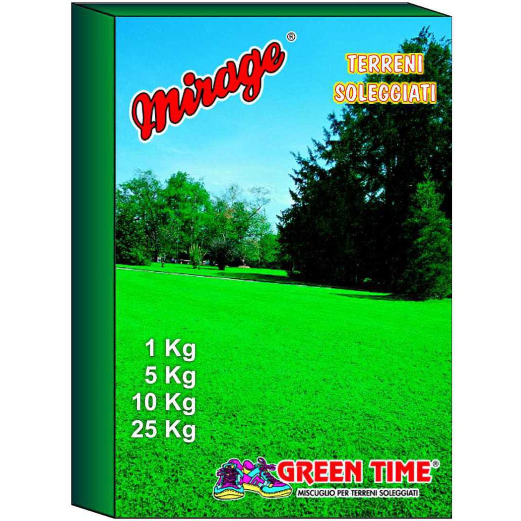 Misc. Tappeti Verdi Green Time (Soleggiati) 1kg